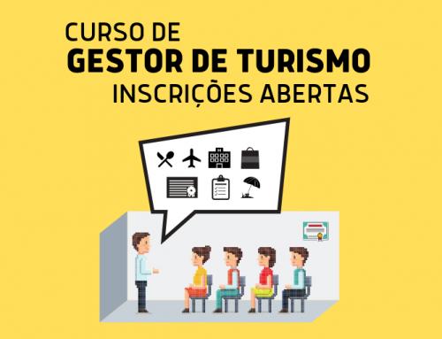 Formação profissional gratuita está aberta a todos os gestores de turismo do Brasil