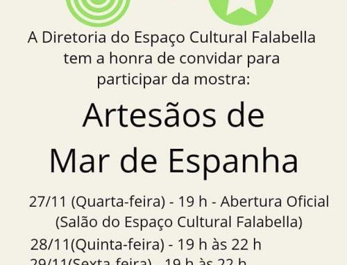 Mostra de Artesãos de Mar de Espanha – MG