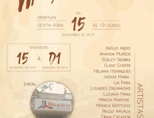 Exposição de Arte – São João Nepomuceno – MG