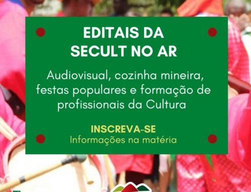 Circuito Caminhos Verdes de Minas presta apoio técnico para editais da Secult